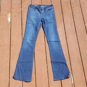 Liverpool skinny jeans sz 26 Isabell flare stretch